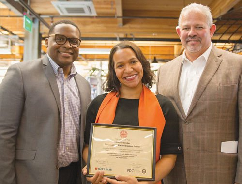 The Increase Project has recognized its first class of minority business graduates.