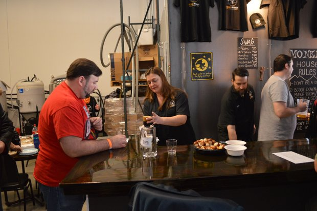 Metal Monkey Brewing in Romeoville.