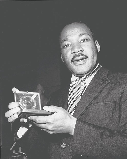 A Fulton County, Ga., judge has signed an order ending an ownership dispute over Dr. Martin Luther King Jr.'s traveling ...