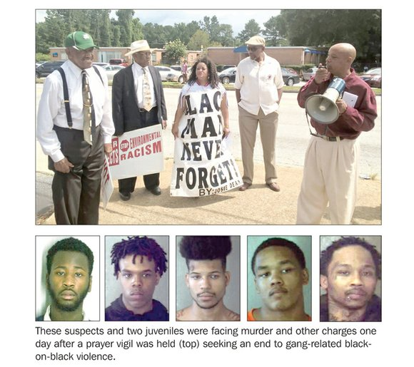 I don't believe young African American men who are caught up in crime and violence necessarily know how they got ...