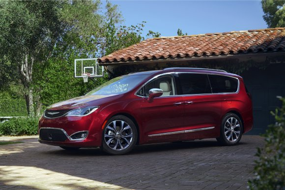 We were so impressed with the spin that we took more or less around the block in the 2017 Chrysler ...