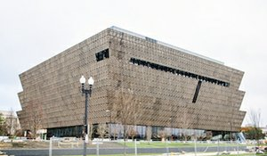 The Smithsonian National Museum of African American History and Culture is scheduled to open on Sept. 24. (Courtesy photo)