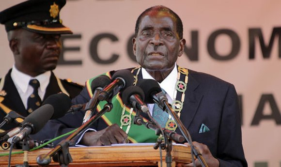 All reports out of Harare, Zimbabwe, indicate that President Robert Mugabe, 93, is under house arrest after a move by ...