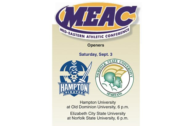 Hampton University and Norfolk State University are taking different approaches to their football openers. HU is traveling to face a ...