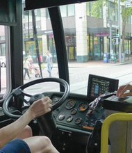 TriMet is recruiting bus drivers with a special hiring event on Saturday, Sept. 17 at the Oregon Convention Center.