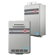 Using tankless water heaters for areas that don't get constant water usage is another way to improve water conservation at businesses.