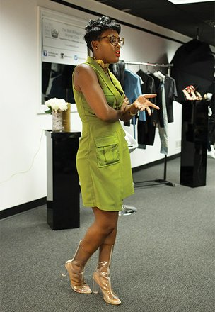 The Bold & Beautiful Women Circle member and wardrobe stylist, Lyndsey Harper.