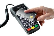 Countertop point of sale terminals, such as the Ingenico iCT250, that handle EMV or chip card transactions are a fast necessity for any small business with retail sales.