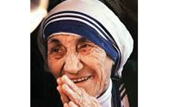 Mother Teresa, the tiny nun who devoted her life to the poor, was declared a saint by Pope Francis at ...