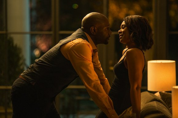 This Friday's date night is about to be filled with suspense, drama, a whole heap of crazy! Morris Chestnut (Rosewood) ...