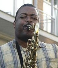 Craig Alston, renowned musician and saxophonist will perform with his band at the Jazz Expressways Foundation Jazz Breakfast on Saturday, September 10, 2016 at the Forest Park Senior Center located at 4801 Liberty Heights Avenue in Baltimore from 10 a.m. to 2 p.m.