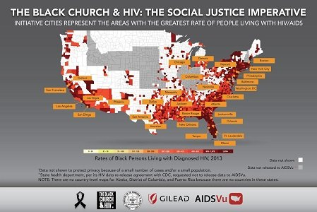 It's no secret that HIV disproportionately affects African-Americans.