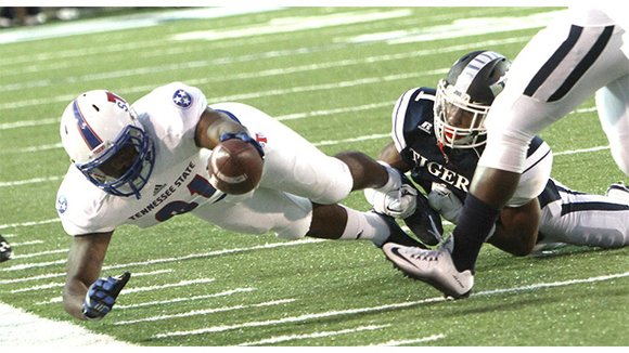 TSU looking to bounce back.