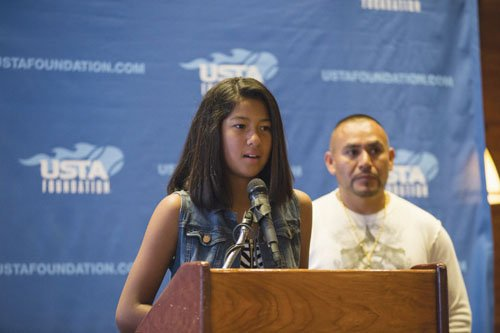 A young Portlander won the nationally recognized NJTL Arthur Ashe Essay Contest.