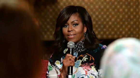 The First Lady is scheduled to appear at an event on Friday in Virginia aimed at registering voters.