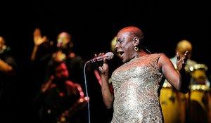 Soul diva Sharon Jones is the subject of a new documentary. (Courtesy photo)
