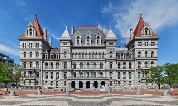 The State Assembly votes to renew mayoral control of New York City public schools for two years. The bill is ...