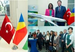The Seychelles Tourism Board Office in Paris joined the Turkish Airlines Paris team to present the airline's forthcoming flights to ...