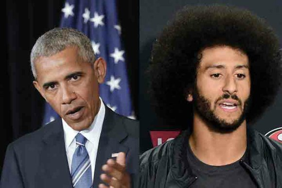 President Barack Obama has now weighed in on the Colin Kaepernick National Anthem protest; defending the football player's right to ...