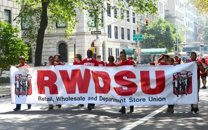 Retail, Wholesale and Department Store Union (RWDSU)
