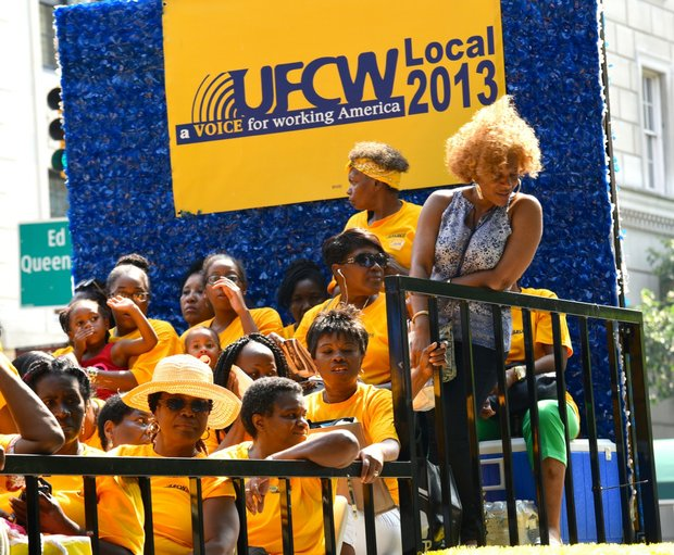 United Food and Commercial Worker Union (UFCW