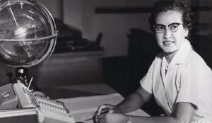 Katherine Johnson at NASA