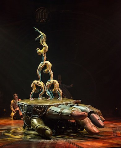 Cirque du Soleil Returns to Houston with Kurios - Cabinet of ...