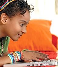 A new parenting tool app teaches kids digital manners. (Courtesy of parenting.com)