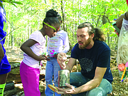 On Junior Ranger Day, kids will participate in activities at Panola Mountain that are related to the Arabia Mountain National Heritage Area.