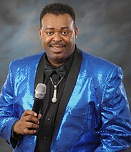 "MarvaD Events hosts the ""Luther Vandross Re-Lives Tribute Concert featuring William ""Smooth"" Wardlaw and his band on Sunday, September 25, 2016 at 4 p.m. at Magooby's Joke House located at 9603 Deereco Road in Timonium, Maryland. For ticket information, call: 410-599-9159 or purchase them online at: www.marvadevents.com."