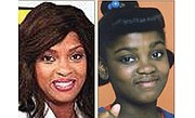 """Richmond resident and veterinarian Dr. Danielle Spencer-David, who starred as the little sister """"Dee"""" on the 1970s sitcom """"What's Happening!!,"""" is included in a museum exhibit."""