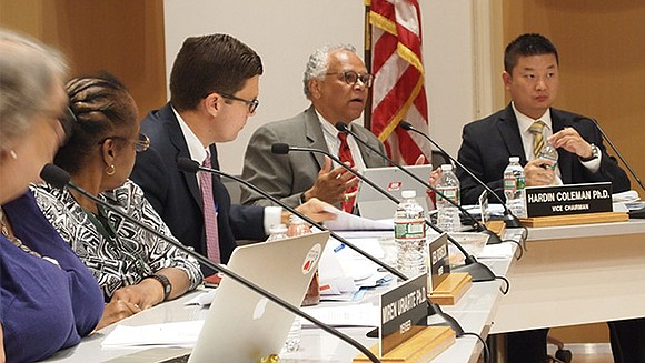 At the same time the Boston School Committee voted on Wednesday to elect member Michael Loconto president of the mayor-appointed ...