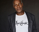 Actor and activist Danny Glover