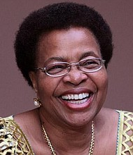 Graça Machel said that the primary mission of WIMN is to amplify the voices of women's movements, influence governance and promote women's leadership and contributions in the economic, social, and political development of Africa.