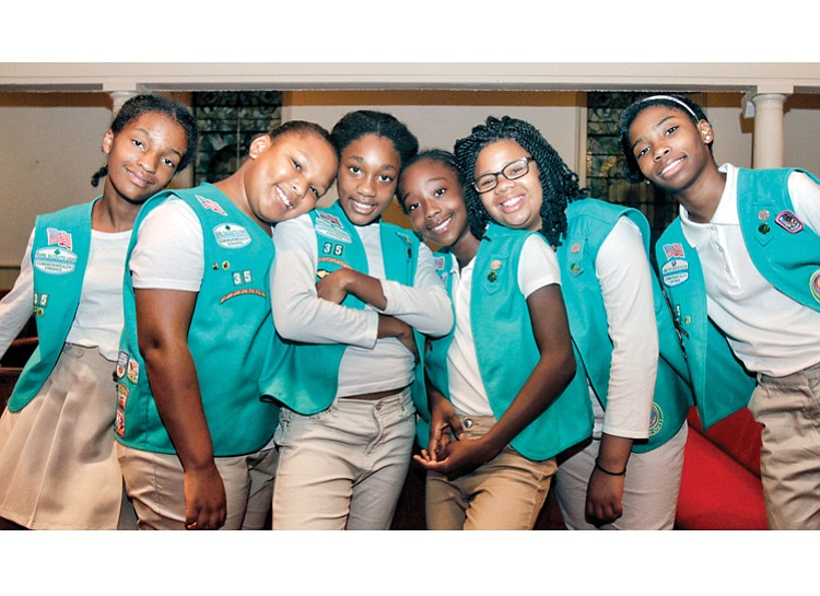 Will Girl scout common wealth council of virginia