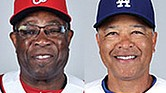 Dusty Baker,Dave Roberts