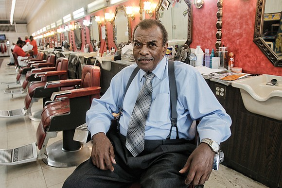 For hundreds of Richmonders, Harvey's Progressive Barber Shop in Downtown has been their go-to place for a haircut. No more.