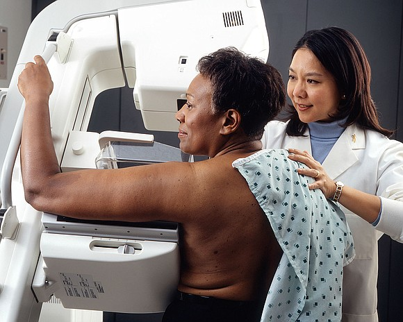 Though Black women get breast cancer at a slightly lower incidence rate than white women, Black women are 42% more ...