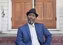 Victor Mack is the playwright and poet August Wilson in the Portland Playhouse production of 'How I Learned What I Learned,' Wilson's provocative autobiographical solo show about race, culture, oppression, hierarchy and power.