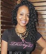Christina White specializes in trendy and affordable clothing at her Thirty27 Boutique at 3519 N.E. Martin Luther King Jr. Blvd.