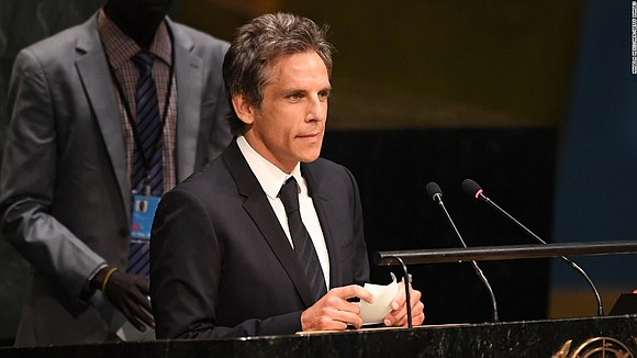 Ben Stiller's latest role will have the actor advocating on behalf of refugees. Stiller has been named a Goodwill Abbassador ...