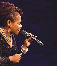 Grammy award-winning vocalist Catherine Russell, a genuine jazz and blues singer who can sing virtually anything, will perform Tuesday, Oct. 11 at 7:30 p.m. at The Old Church, downtown.