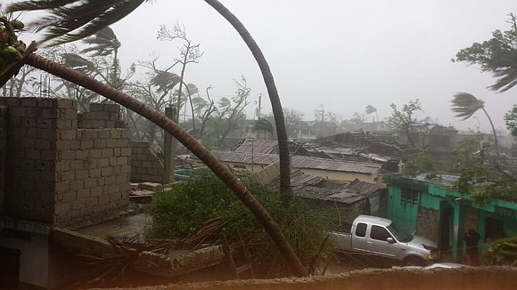 At least 11 people died when Hurricane Matthew wreaked havoc in Haiti, the Dominican Republic and other parts of the ...