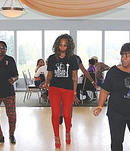 A Chicago-style Steppin' weekend returns to Portland when a local African American swing dance group, the Groovin' High Steppers, hosts a weekend soiree and fundraiser, Oct. 14-16 at the Shilo Inn & Suites Portland Airport.