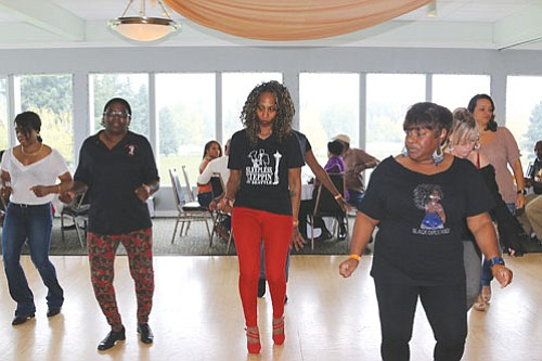 """Over 250 guests from across the country are expected to attend the 4th annual """"Age Ain't a Factor"""" Chicago-style Steppin' ..."""