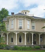 The historic Slocom House at Easter Short Park in Vancouver will be the starting point for the Clark County Historical Museum's annual Haunted Walking Tours.
