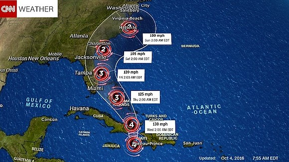 It's too soon to know exactly where Hurricane Matthew will be in a few days, or how hard it will ...