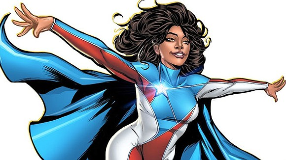 In case you didn't know, Hispanics now have their very own superhero – she is a mighty Latina come all ...