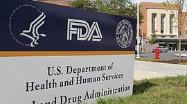Food and Drug Administration, FDA, building