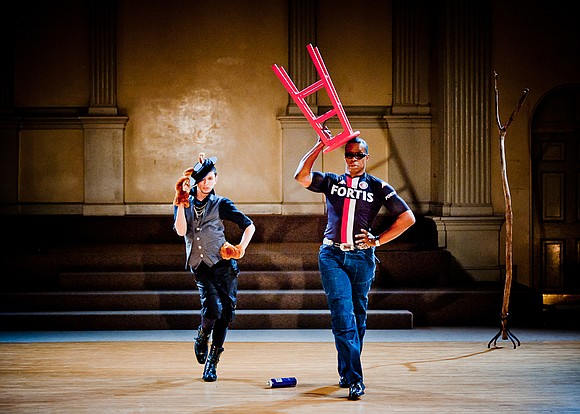 This month's calendar is filled with events and performances that revisit the history of dance, offer a mix of dance ...